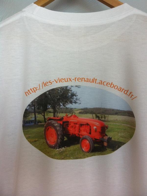 Tee shirt brodée, JL Broderie Haguenau