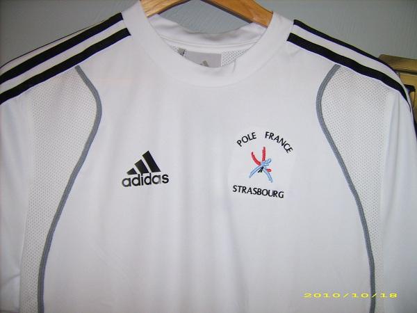 Tee-shirt brodé, JL Broderie Haguenau