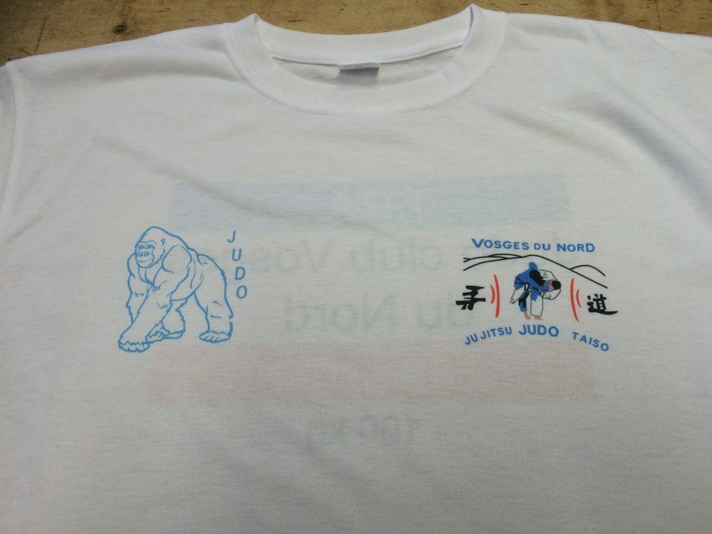Broderie Tee-shirt, Haguenau