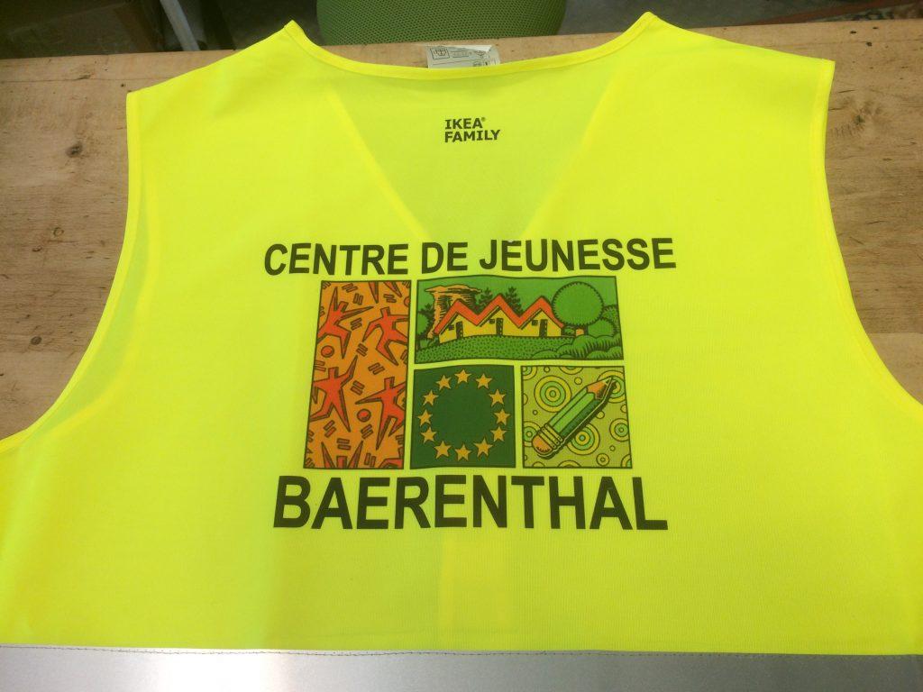 Tee-shirt personnalisé - Haguenau